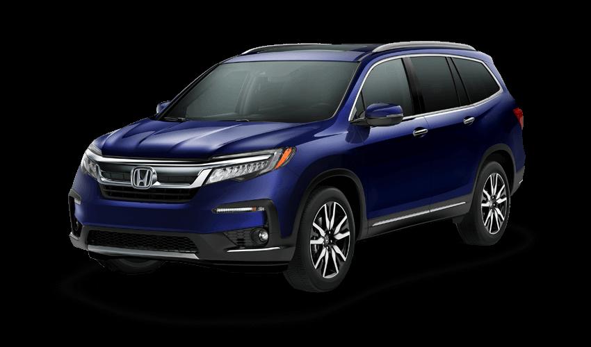 2019 Honda Pilot All-Wheel Drive