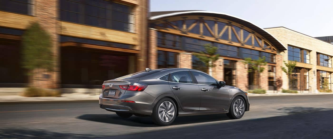 2019 Honda Insight Driving Side Profile