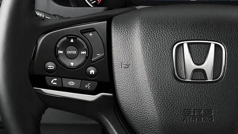 2019 Honda Pilot Bluetooth Steering Wheel Controls