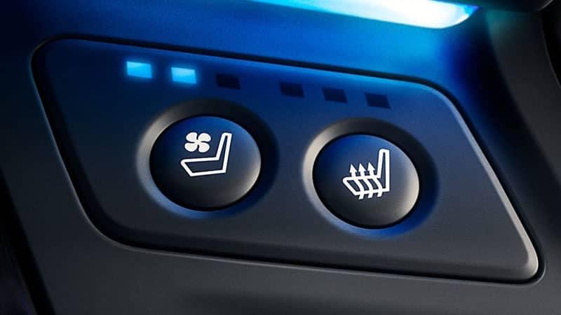 2019 Honda Odyssey Heated Seats