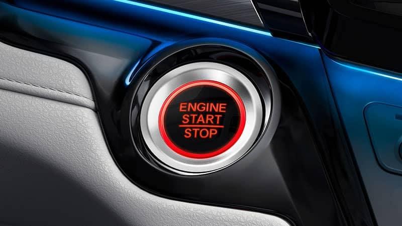 2019 Honda Odyssey Push Button Start