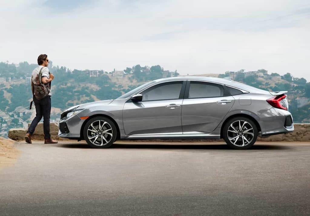 2019 honda civic si sedan montana honda dealers for Montana honda dealers