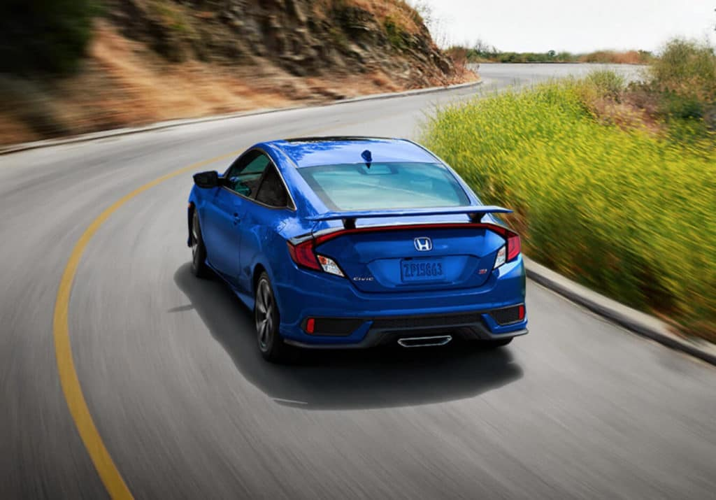 2019 honda civic si coupe montana honda dealers for Montana honda dealers