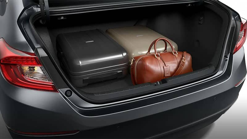 2019 Honda Accord Cargo Storage