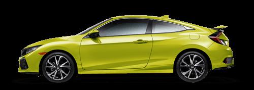 Honda Civic Si Coupe Button