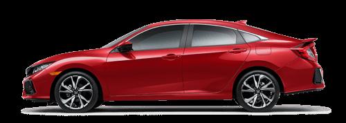Honda Civic Si Sedan Button