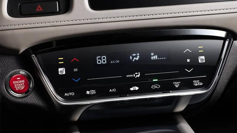2019 Honda HR-V Automatic Climate Control