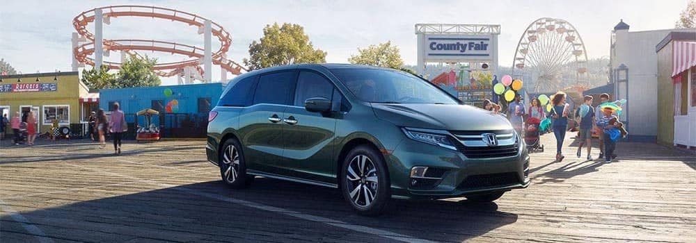 Compare 2019 honda odyssey vs 2019 toyota sienna for Montana honda dealers