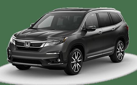 2019 Honda Pilot Modern Steel Metallic