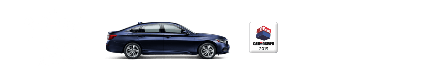 2019 Accord Perfect Ride Montana Honda Dealers