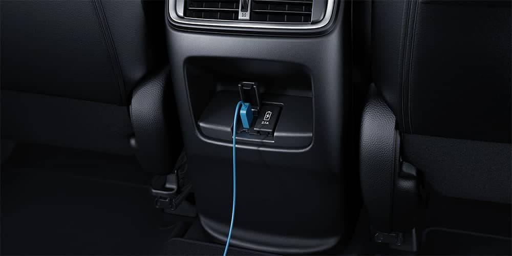 2019 Honda CR-V Charger