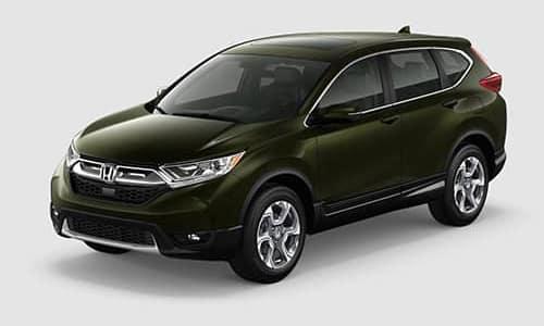 2019 Honda CR-V Trim Image
