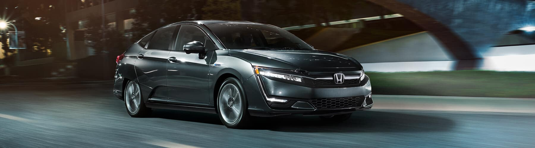 2019 Honda Clarity Plug-In Hybrid Banner