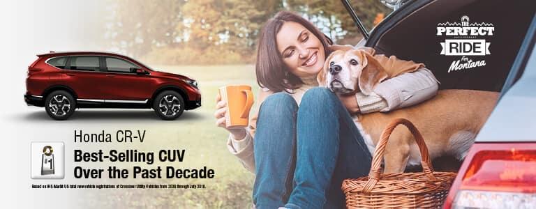 Honda CR-V Perfect Ride Montana Honda Dealers