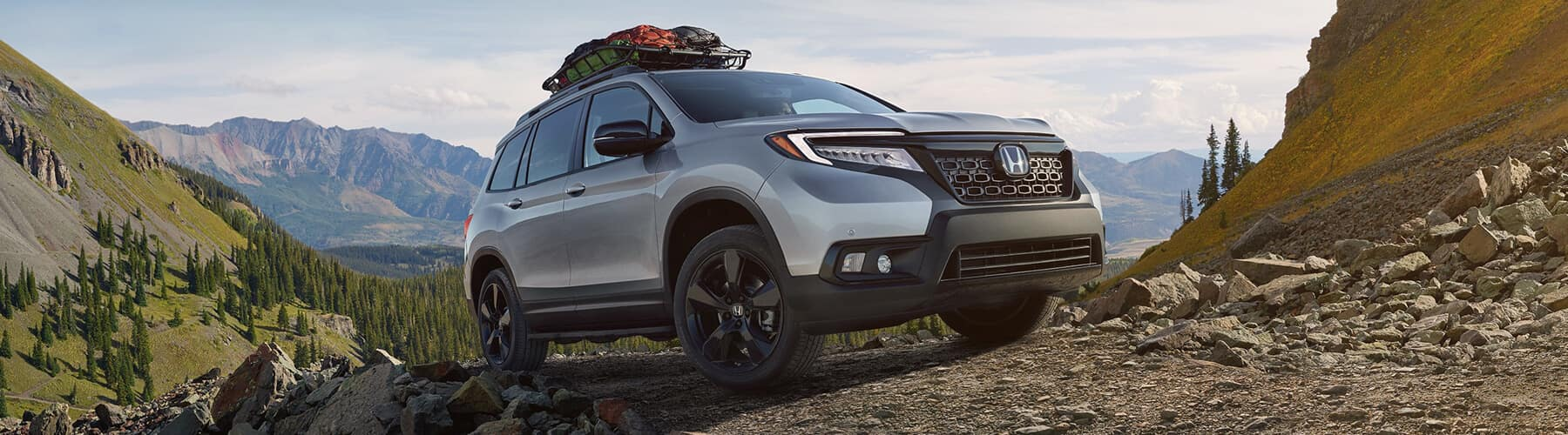 2019 Honda Passport Slider
