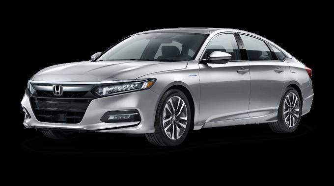 2019 Honda Accord EX-L Hybrid