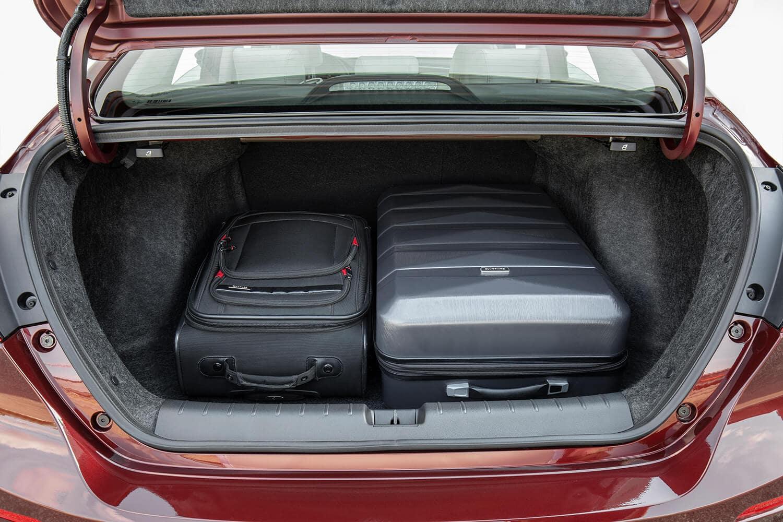 2020 Honda Insight Hybrid Interior Trunk Space