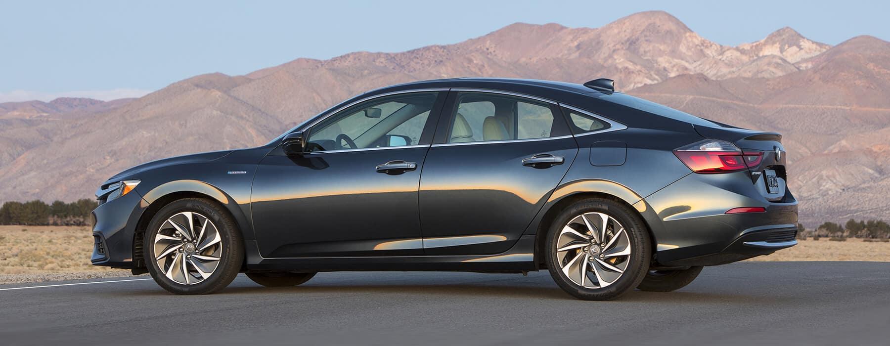 2020 Honda Insight Hybrid Background