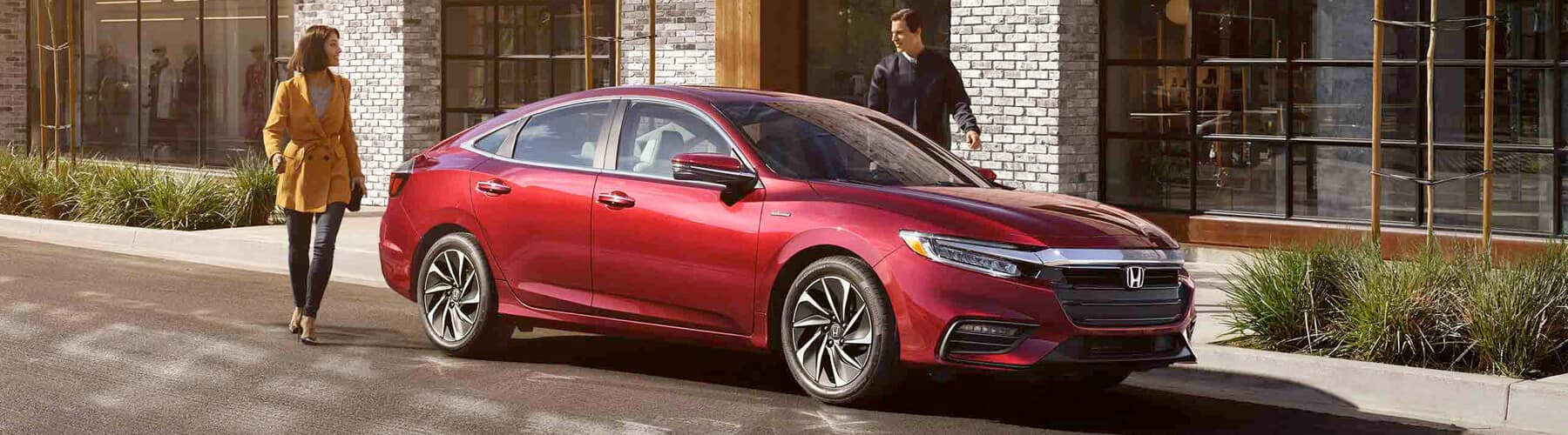 2020 Honda Insight Hybrid Slider