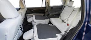 2020 Honda Pilot AWD Interior 2nd-Row Folding Seats