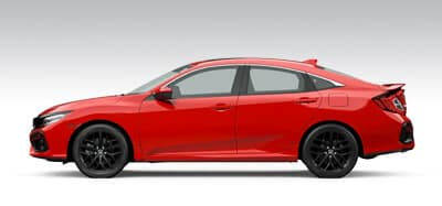 2020 Honda Civic Si Sedan Models Page Image