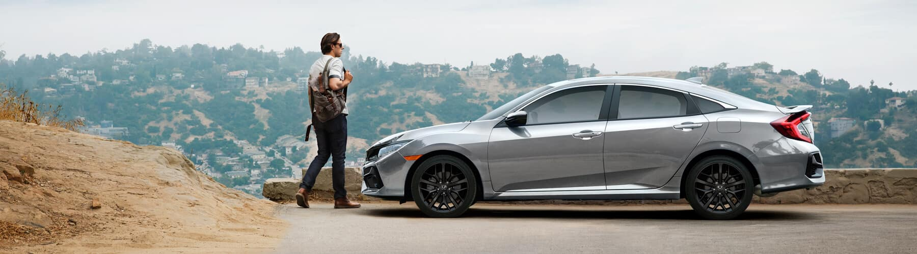 2020 Honda Civic Si Sedan Slider