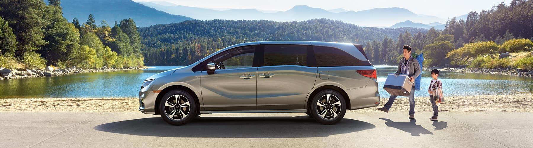 2020 Honda Odyssey Slider