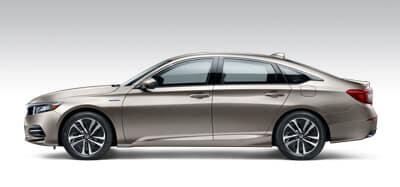2020 Honda Accord Hybrid Models Page Image