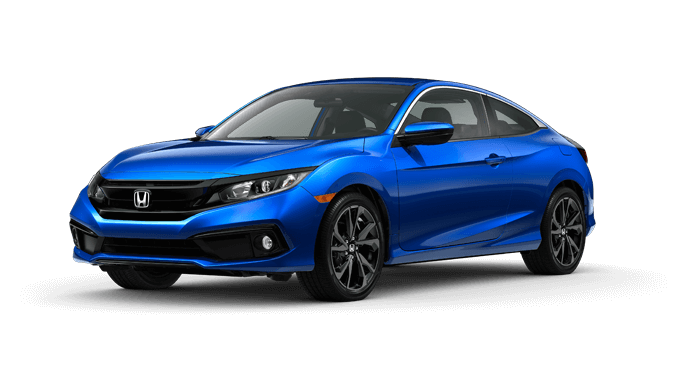 2020 Honda Civic Coupe Sport