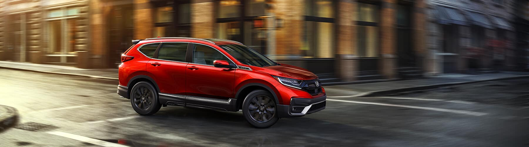 2020 Honda CR-V Slider