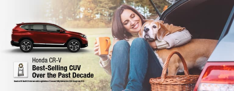 Honda CR-V Best-Selling CUV Mobile Slide