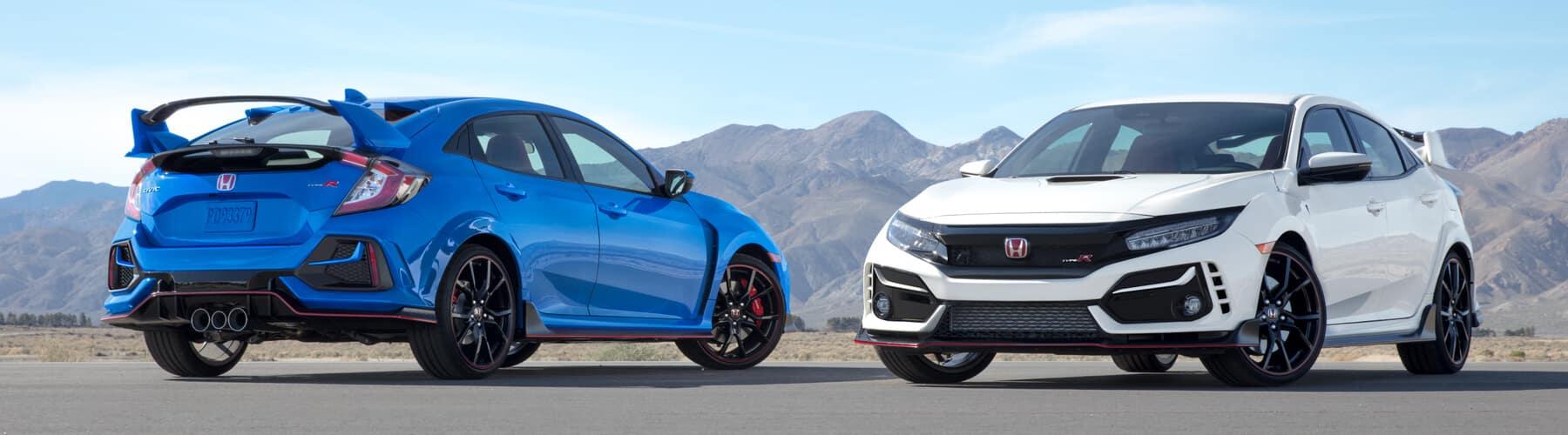 2020 Honda Civic Type R Slider