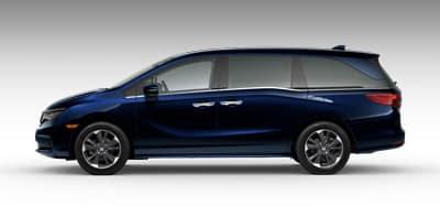 2020 Honda Odyssey Models Page Image