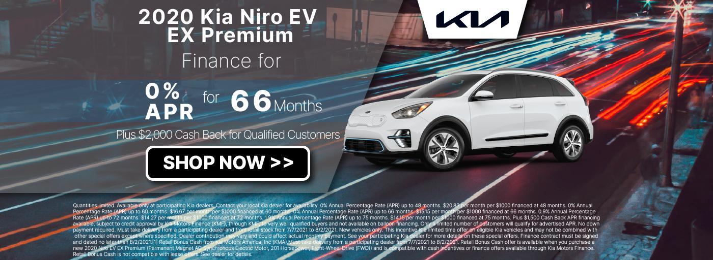 2020 Kia Niro EV FIXED