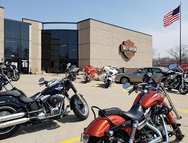 Harley Career Opportunities Detroit, Michigan