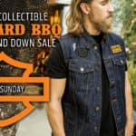 Harley Licensed Collectible Sale on Backyard BBQ Accessories 2019