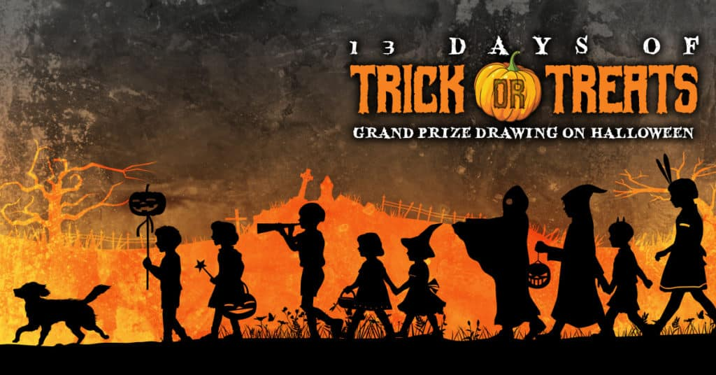 13 Days of Tricks or Treats at Harley 2019