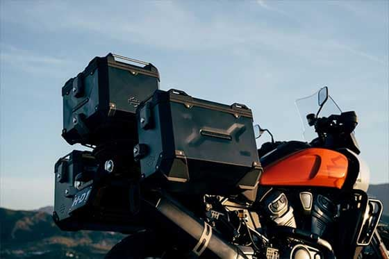 2020 Harley-Davidson Pan America Adventure Touring Motorcycle