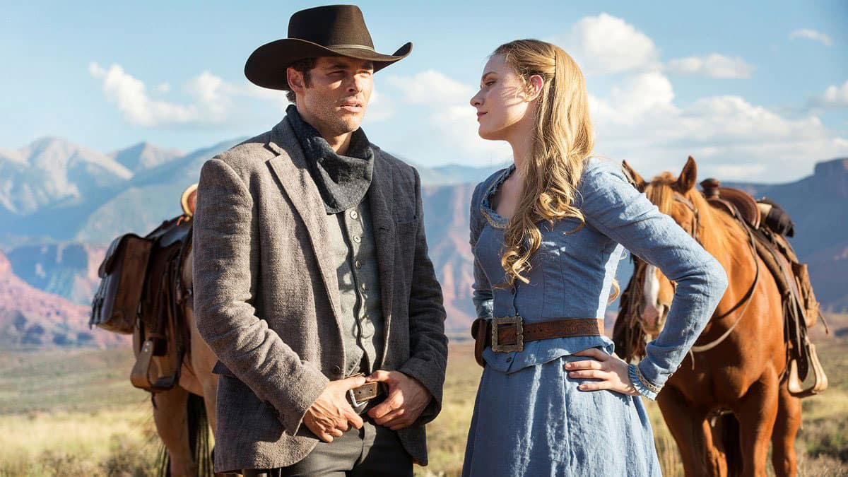 Stream Westworld on HBO Go or HBO Now Online