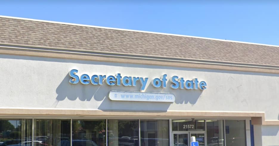 When will Taylor, MI Secretary of State Be Open?