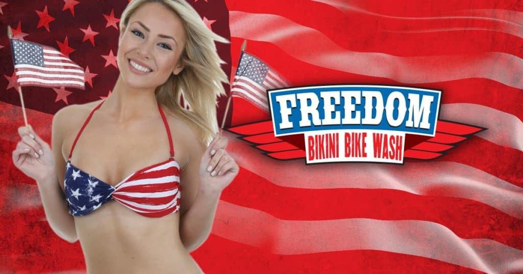 Freedom Bikini Bike Wash