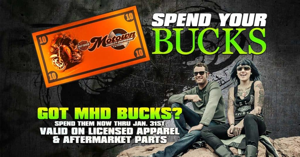 Spend Your Bucks
