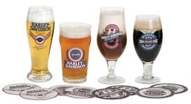 HDL-18771 - Harley Craft Beer Set