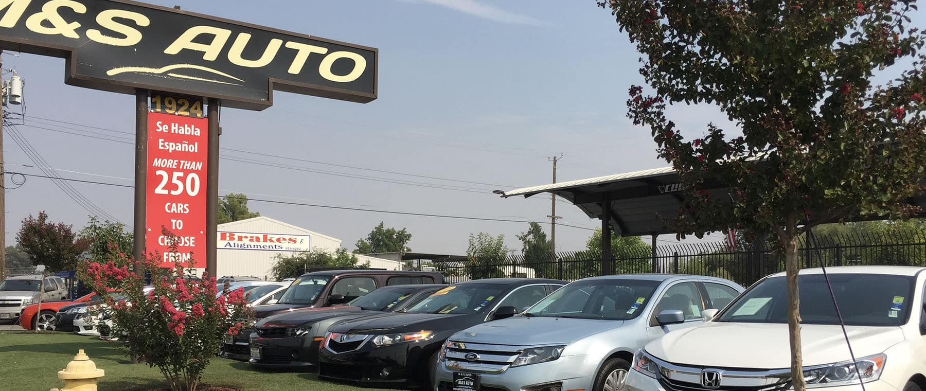 Used Car Dealer in Sacramento, CA   M and S Auto