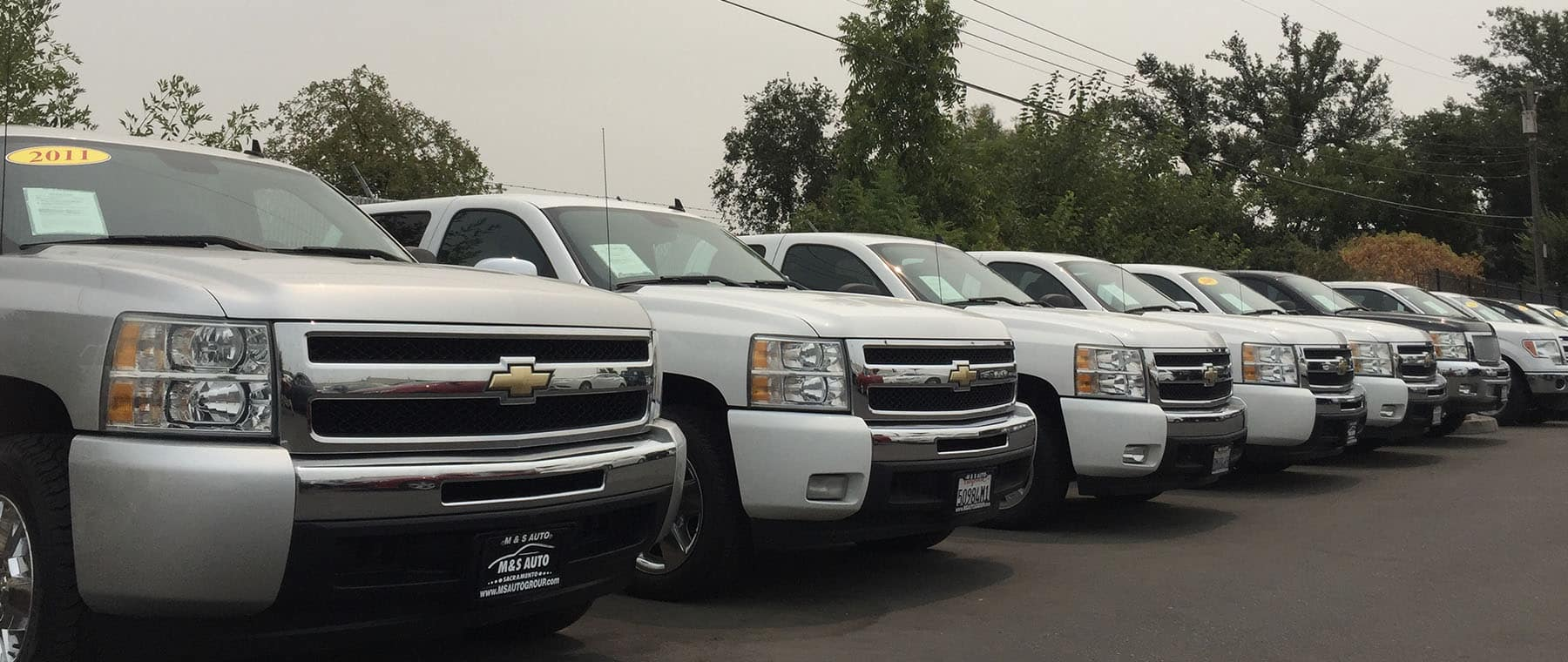 Used Car Dealer in Sacramento, CA | M and S Auto