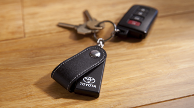 Never lose your keys again with Toyota Key Finder | Toyota