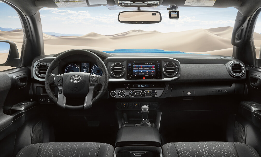 2017 Toyota Tacoma Interior Parts