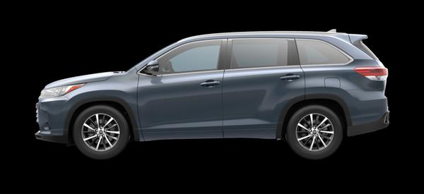 2017 Highlander XLE AWD
