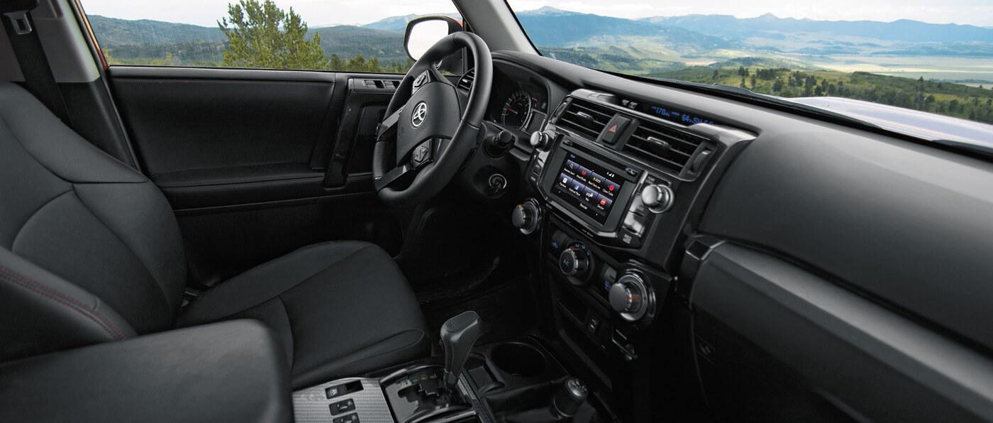 Beautiful 2017 Toyota 4Runner Interior