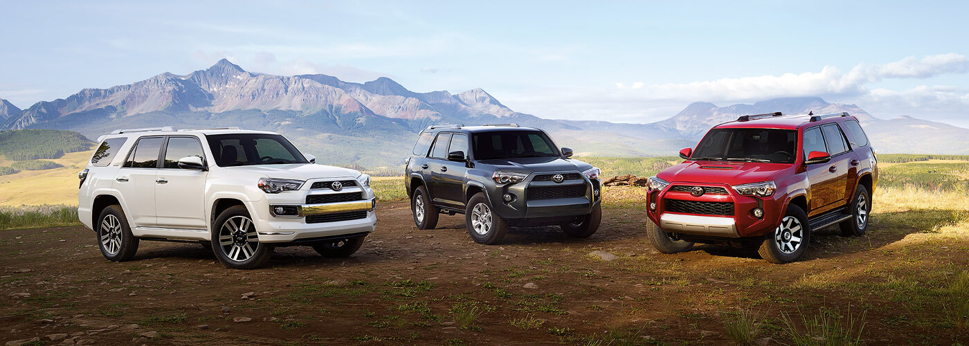 Toyota Highlander Vs Toyota 4Runner >> Toyota Highlander Vs Toyota 4runner Toyota Of Naperville